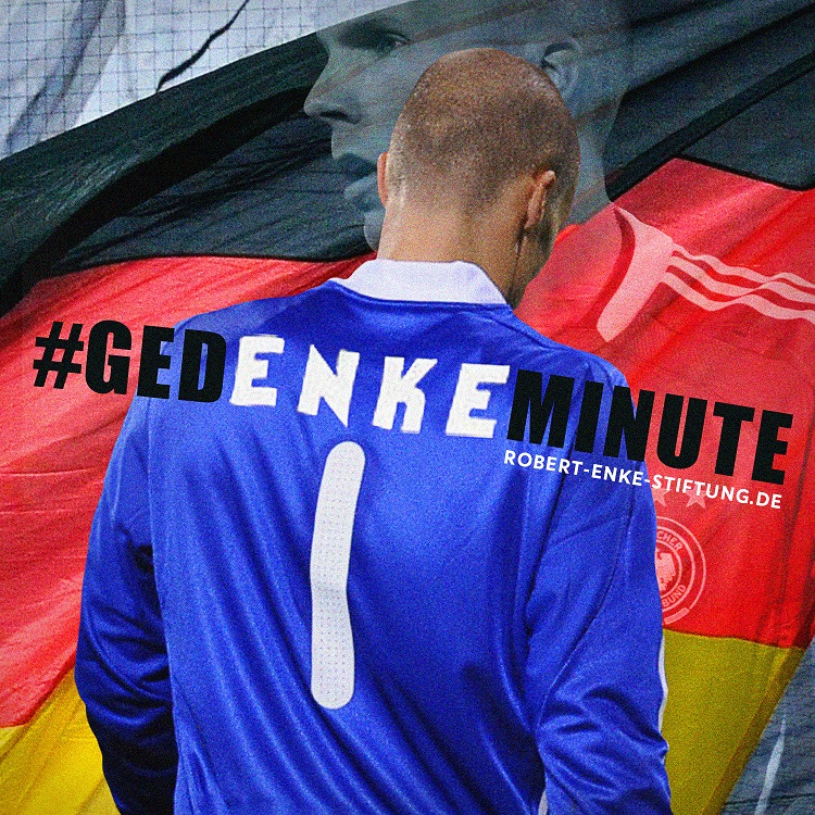 robert enke GEDENKEMINUTE Post2